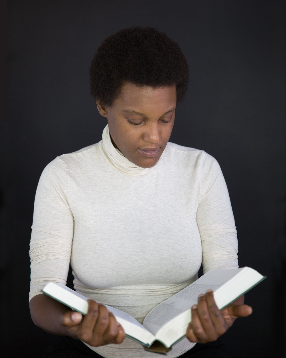 Jessica Wimbley as Octavia Butler