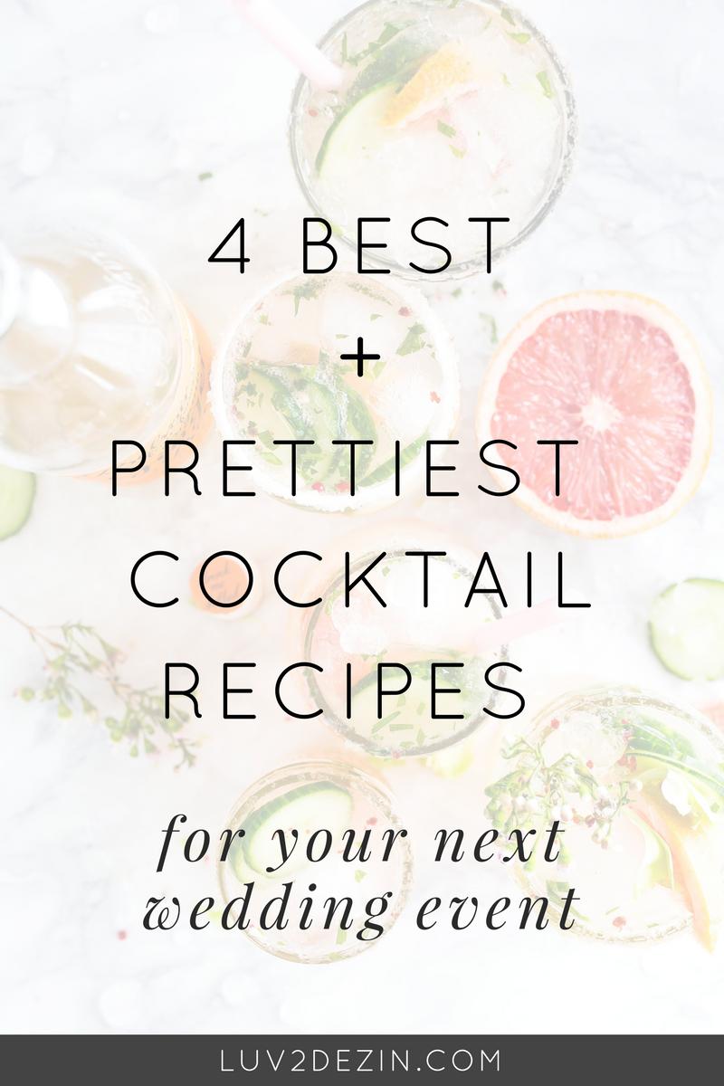 interior-design-redlands-ca-best-cocktail-wedding-recipes