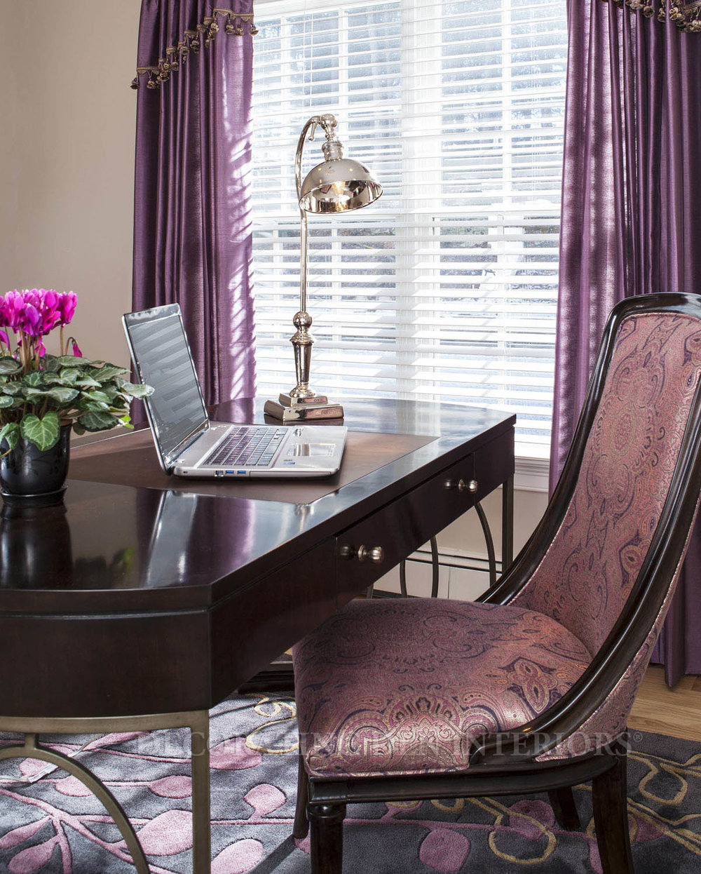 purple-home-office-elegant-coachella-california
