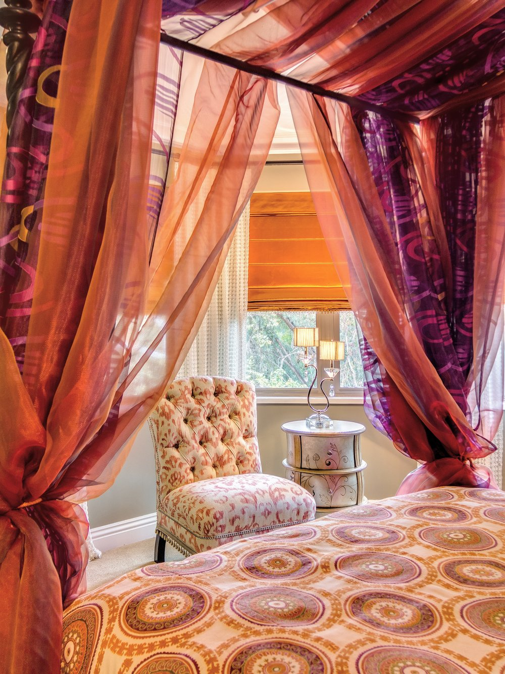 Moroccan Bedroom Decor