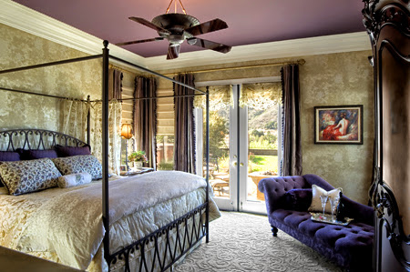 Tuscan Style Bedroom Decor
