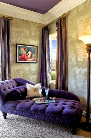 Tuscan Decor - Anaheim Hills, CA