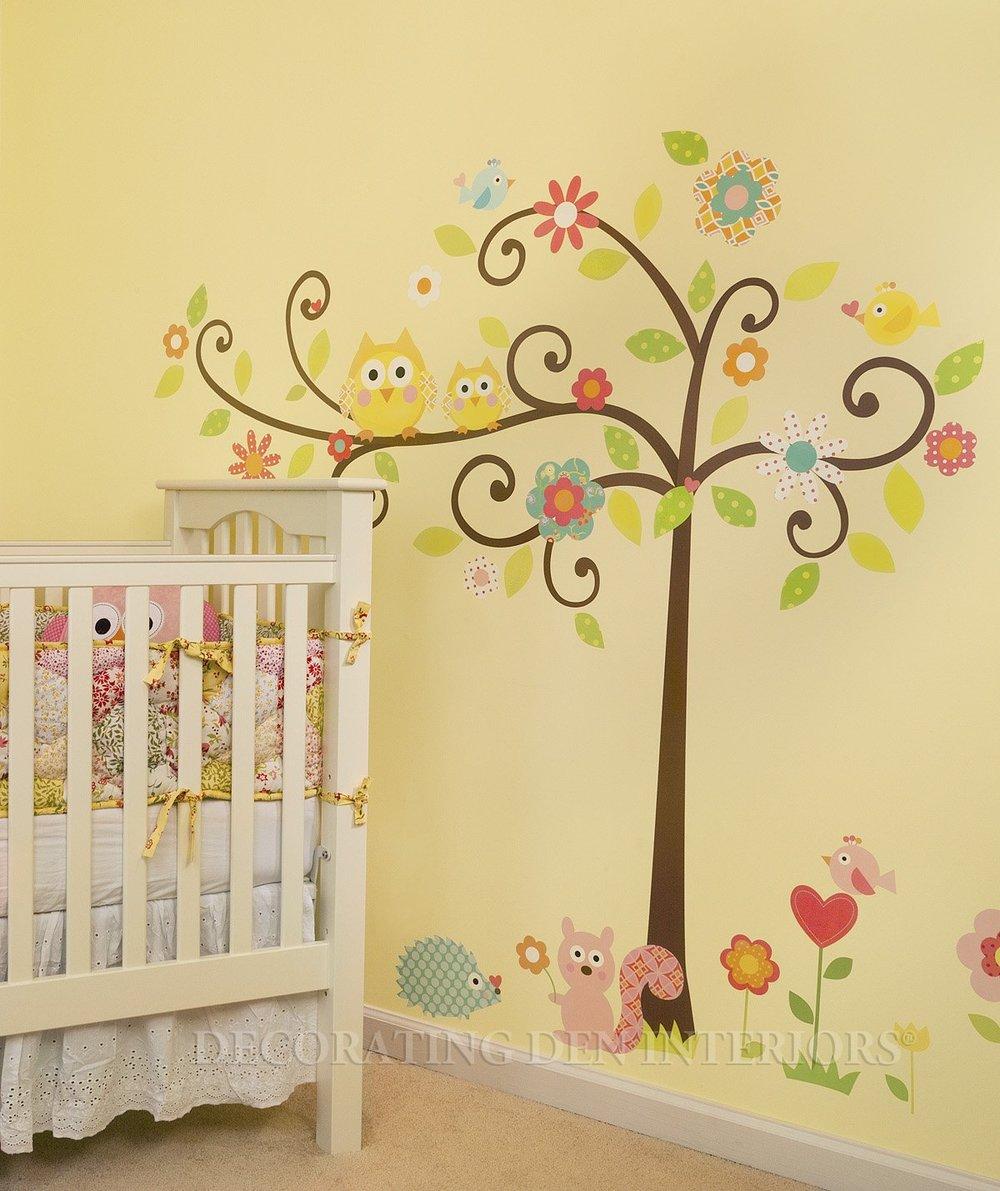 baby-nursery-yellow-chandelier-palm-desert-california-2.jpg
