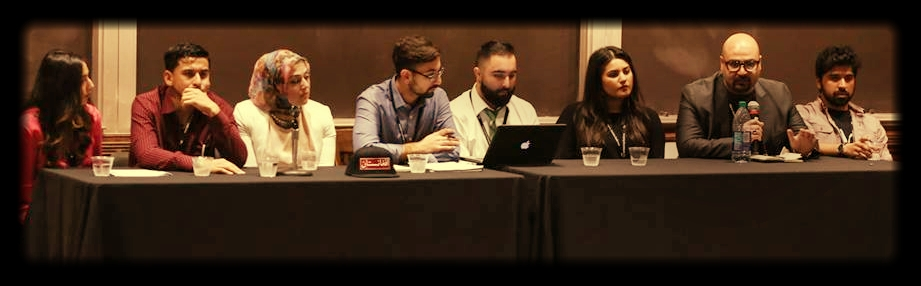 TSN Live at the Afghan-American Conference at UCLA April 2016