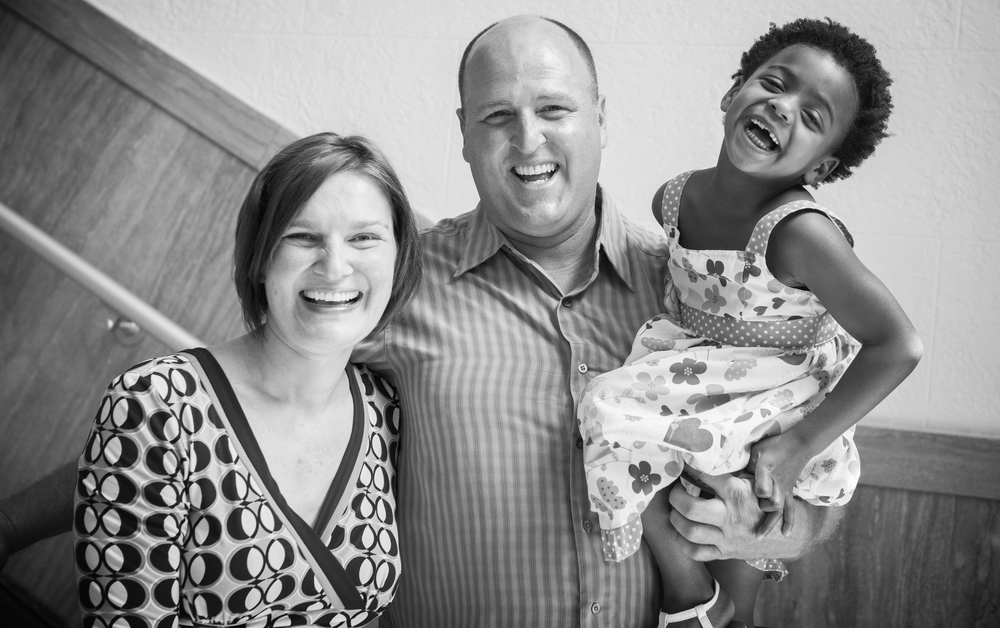 Adoption day happiness!  Picture by   Jessica Klima Photography