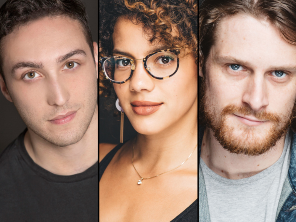 Cast announcement for the RENT 20th Anniversary Tour -
