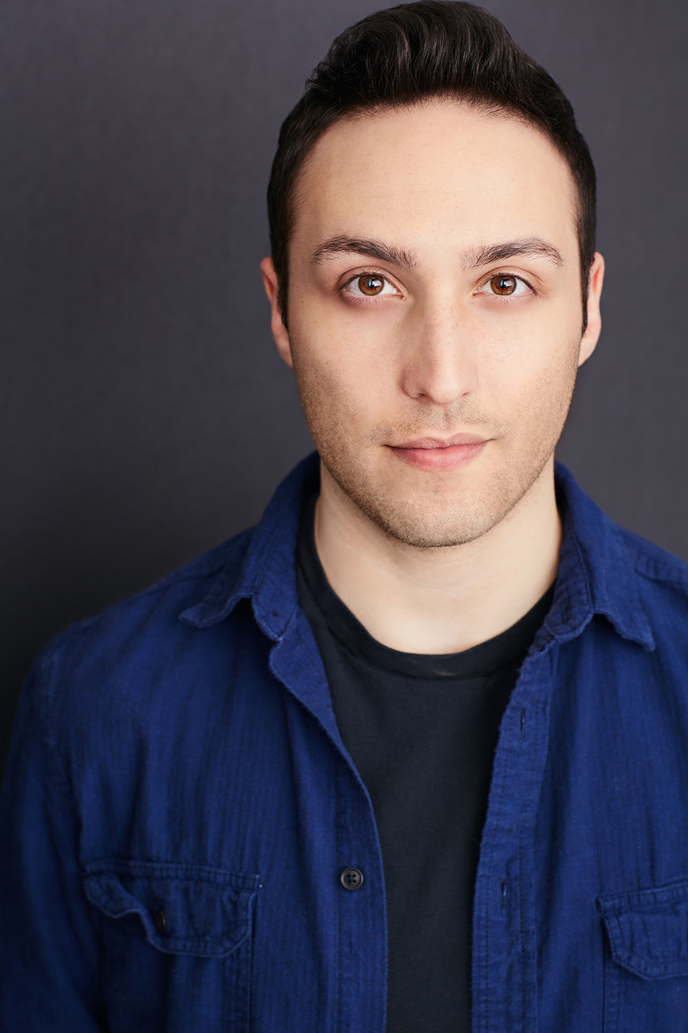 Sammy Ferber - New York-based actor, singer, and writer