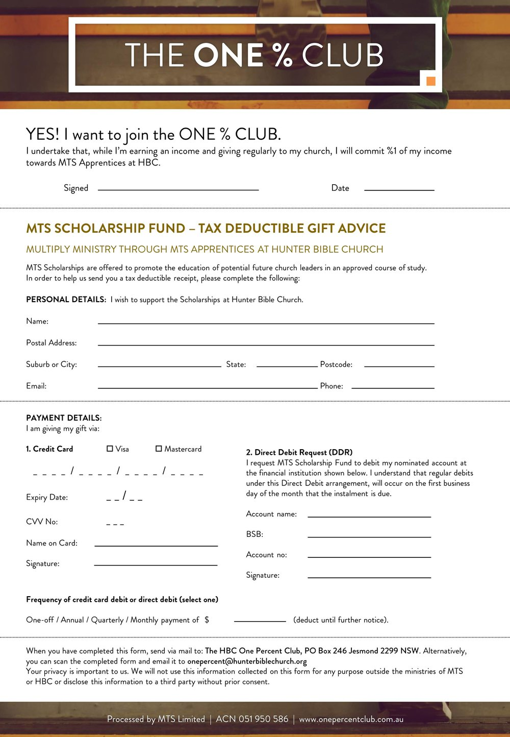Download the Financial Commitment Form