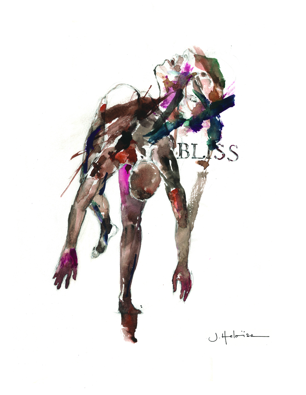 Bliss, 2013 (From Fashion Faces series)