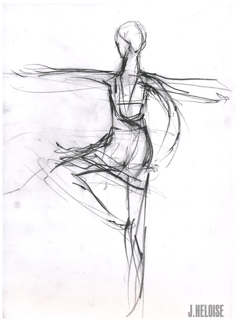Ballet Figure