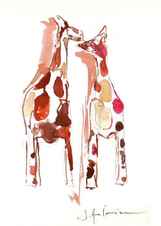 Giraffes, 2014