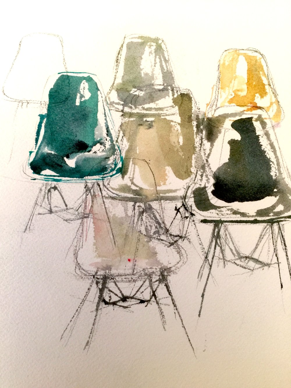 Chairs, 2015