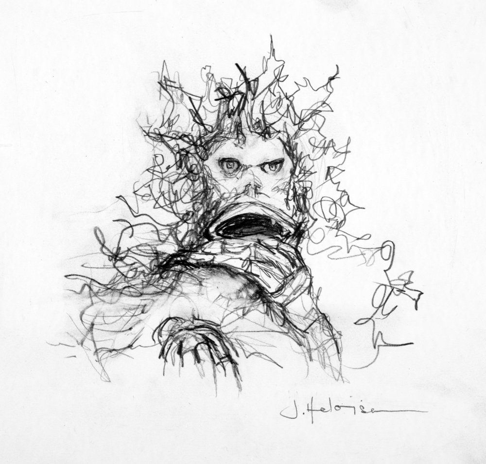 Garamon by JHeloise