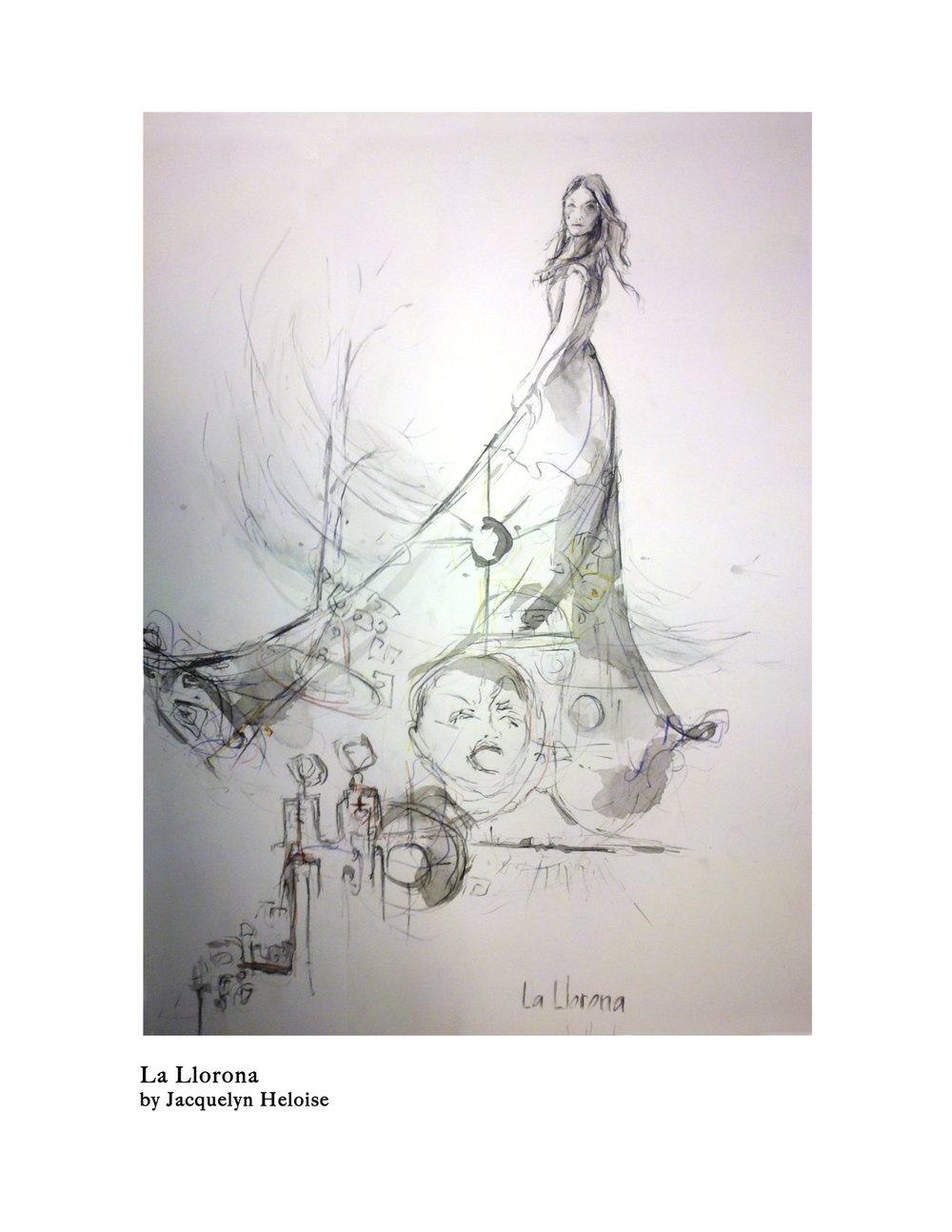 La llorona by JHeloise