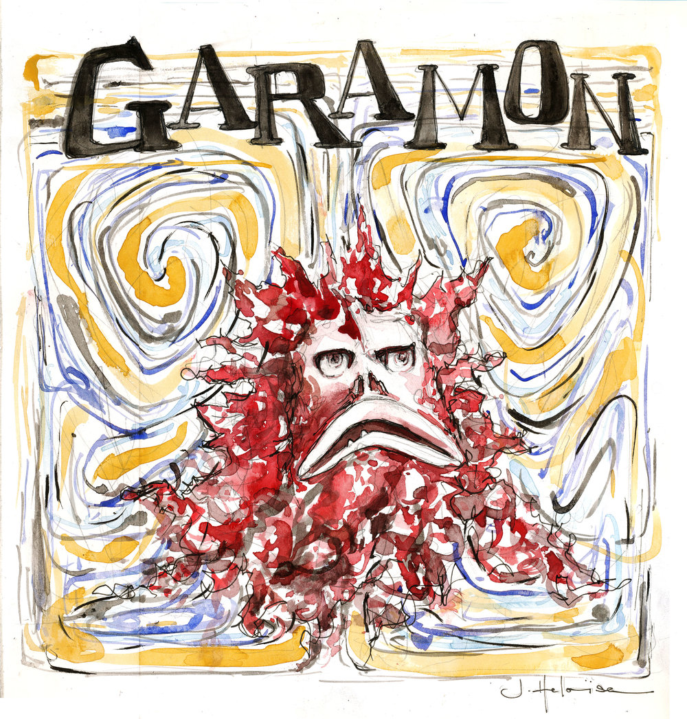 Garamon in Color, 2012