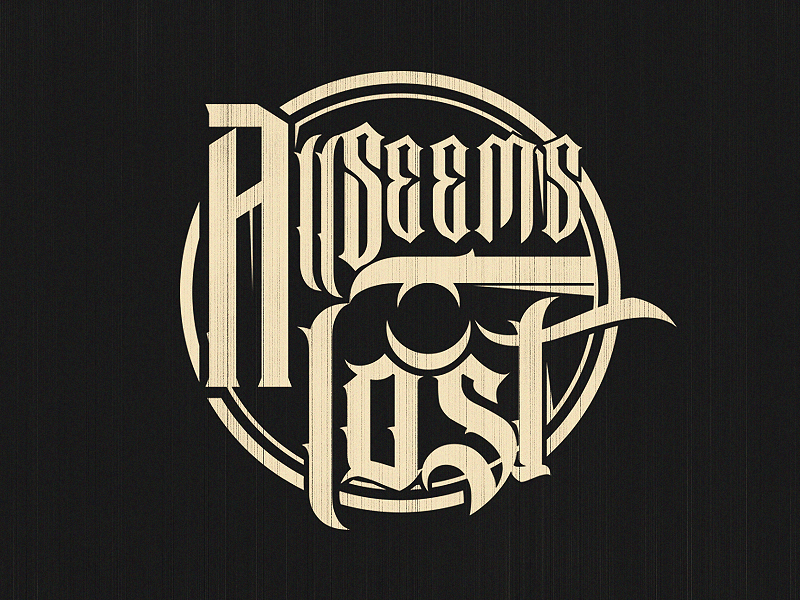 All Seems Lost Band Logo
