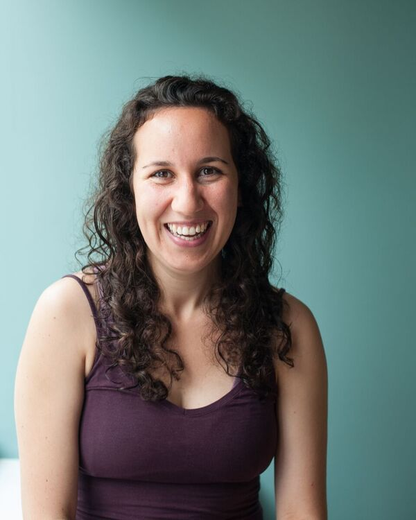 Ruthy Shvalbe  Ruthy has been practicing yoga since 2010, and a teacher for the last two in British Columbia and Toronto. Studying Tantra Vinyasa 200hr YTT with Heather Reynolds opened her heart in ways which are still rippling benefits. Ruthy believes that life is a continuous practice; that it's not one day understood and everything is easy from that moment on. She finds the reflection in yoga, because everyday we are different. She teaches that our physical yoga practice is only the beginning and provides us tools to help us connect and understand ourselves. Beyond yoga, goals in these class are, exploration, joy and connection.  Ruthy's relationship with yoga is forever changing, and for that, she is grateful. She loves to bring in new tools and ideas from all areas of life into her classes. Having also recently finished a training on pathophysiology and injury management, she now also allows this to integrate healing and continuous movements into her classes along with an invitation for students to get curious about themselves both physically and spiritually. Creating a safe space to promote personal growth and understanding is a top mission.