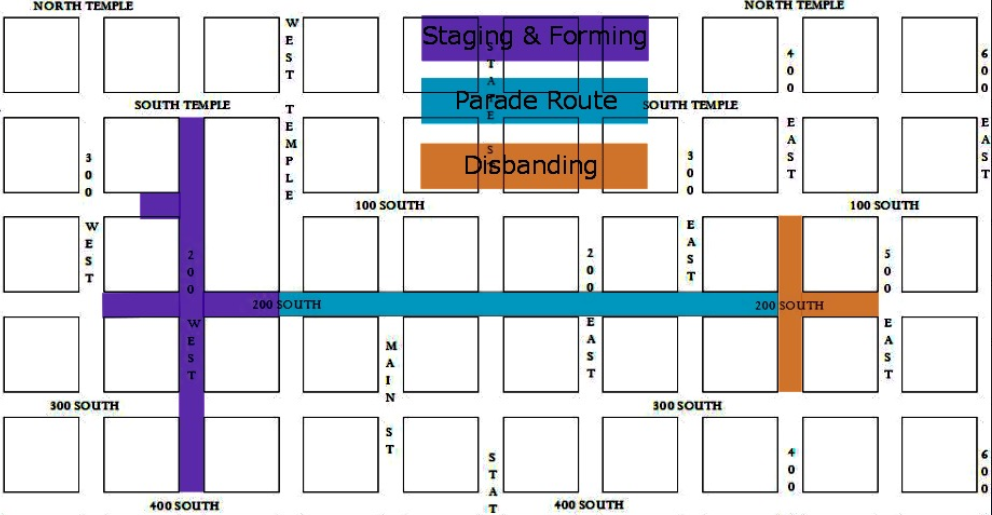 Once you park, please email info@encircletogether.org