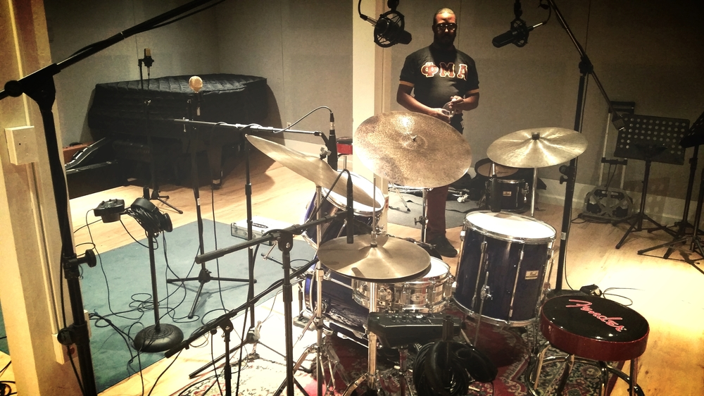 Soul Finesse Drum Tracking