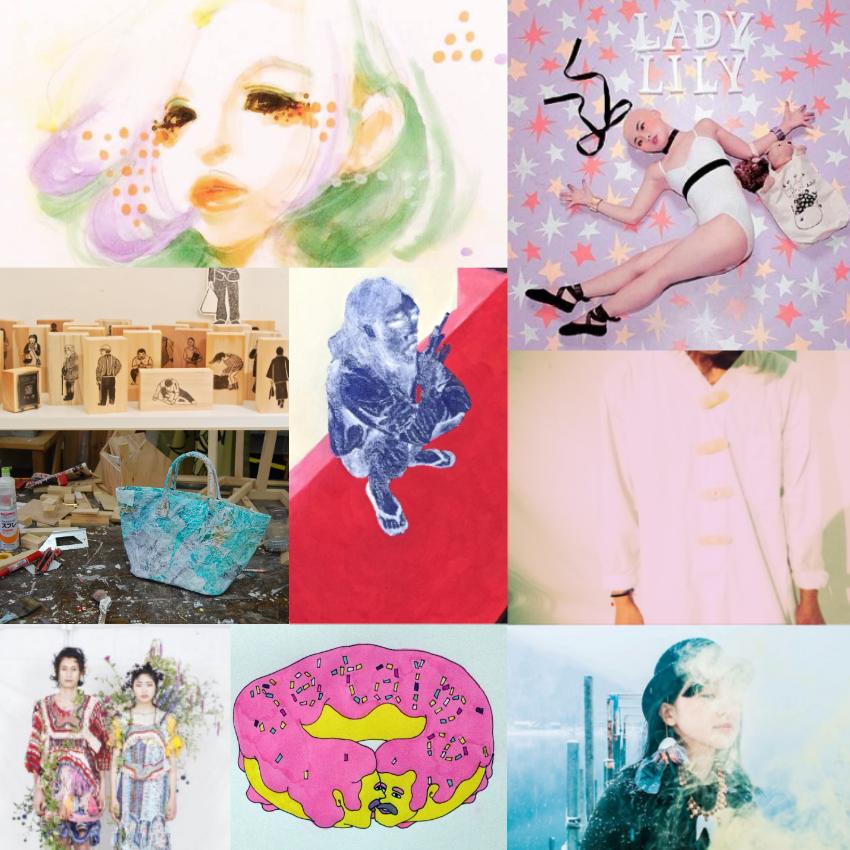 9/8 Artist market from TOKYO meets NY