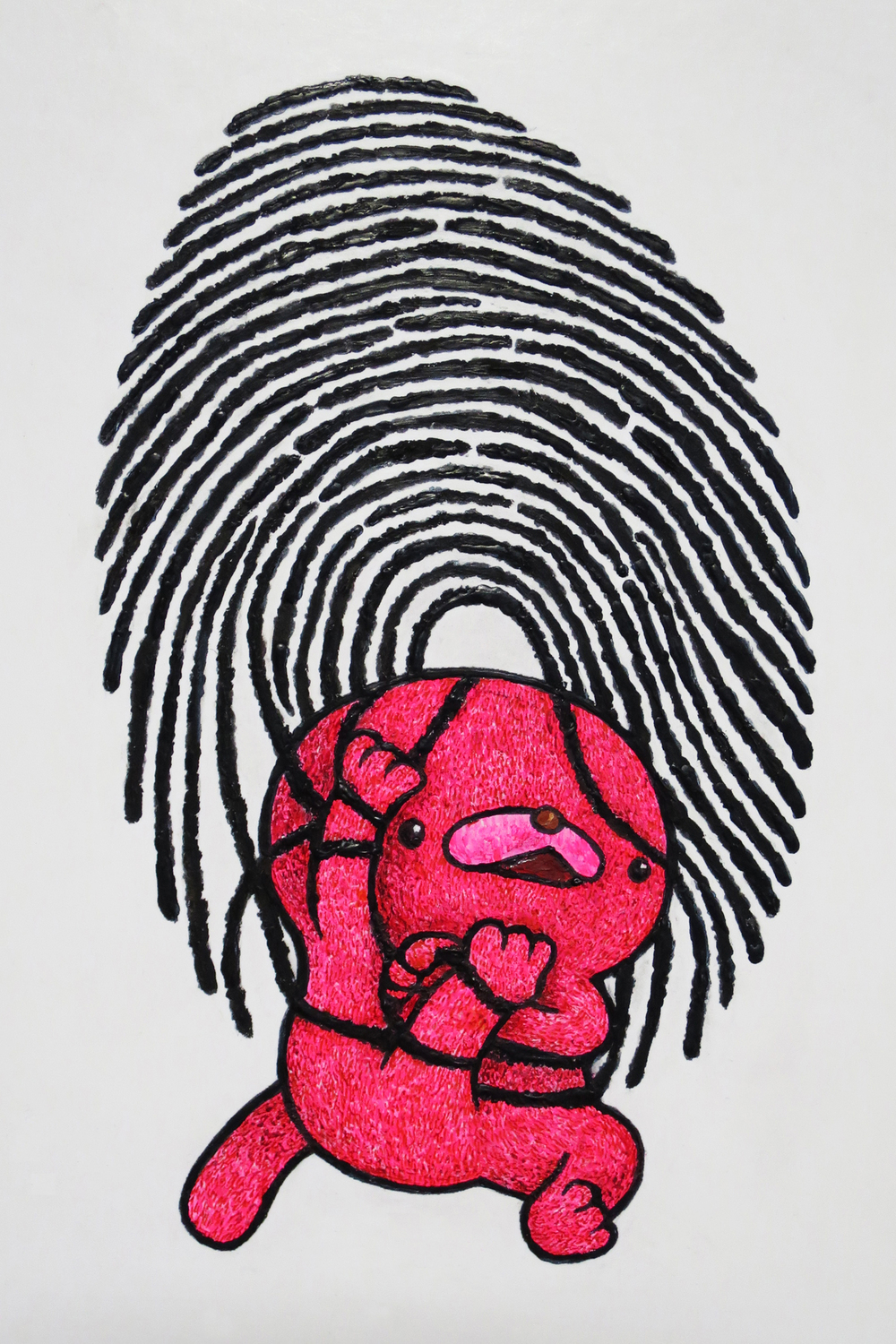 Tangled Fingerprint