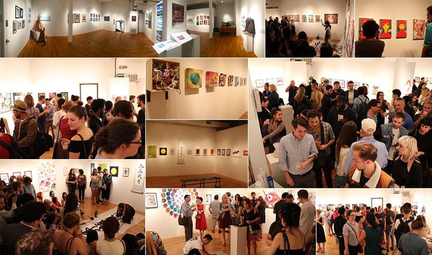 これまでの展示会の様子をFlickrにてご覧いただけます。2018年1月に開催されたJAPANISMを皮切りに2018年秋に開催されたWE,JAPANISM2, JCATメンバーnaomariaさんのSolo Exhibitionの様子もご覧いただけます。