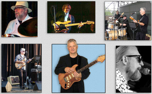 TERRY LAUBER & FRIENDS                                 Performing on Westside of Tent 9PM-11:30 PM