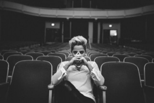 VICCI MARTINEZ Performing National Anthem in Rotunda at 8:15 PM