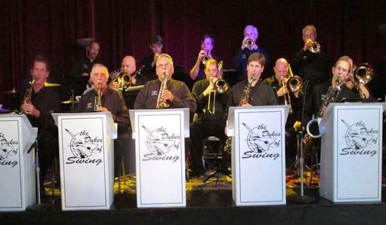 DUKES OF SWING                                              Performing in State Reception Room 9PM-11:30 PM