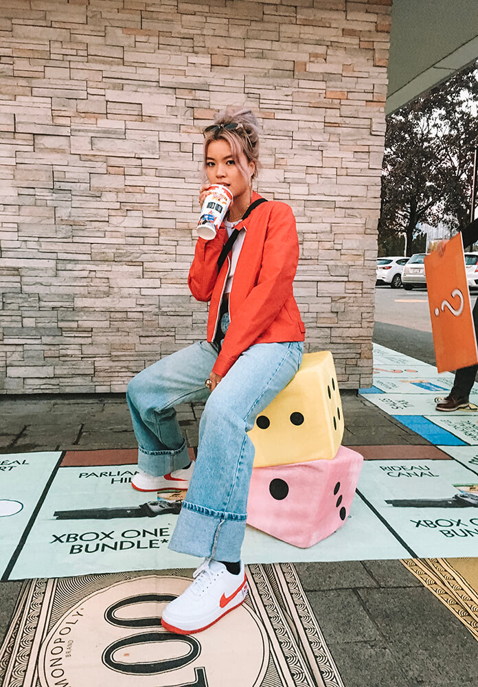 canadian influencer agency vancouver yourgirlneens mcdonalds