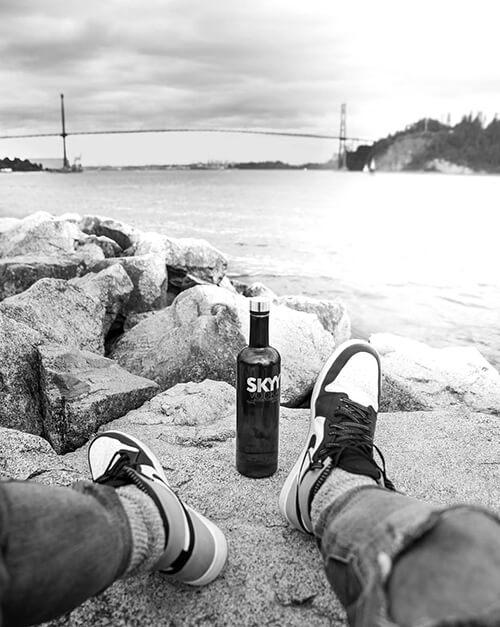 SKYY Vodka Canada Case Study | @stevebrochill