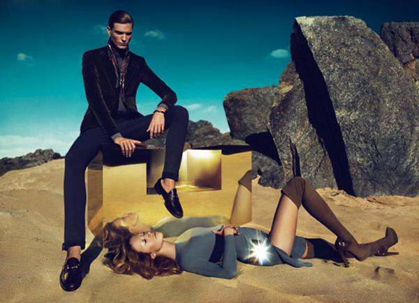 Fig. 16 - Gucci ad (2010)