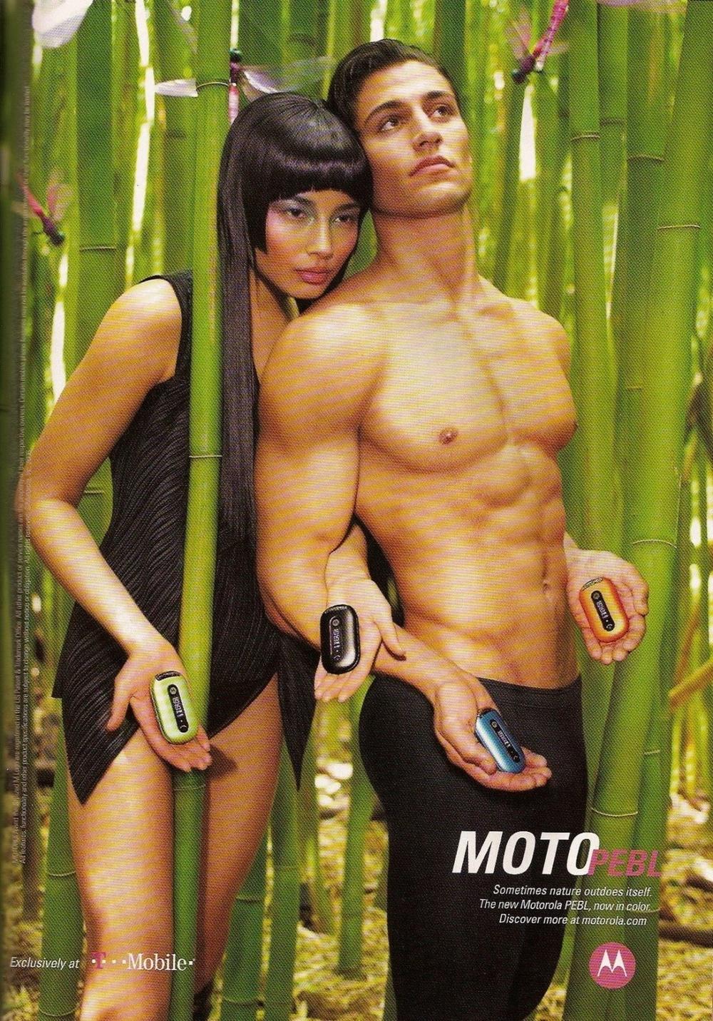 Fig. 22 - Motorola ad (2005)