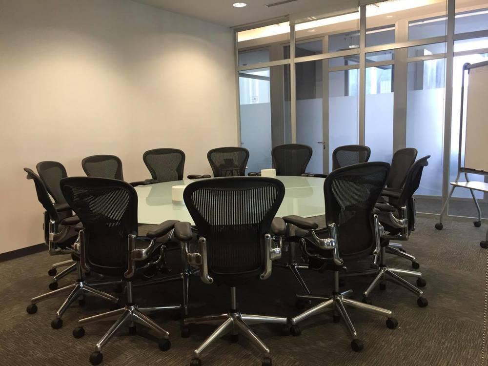 Ciudad de México Insurgente sur IOS OFFICES Citi center_Corporateroom_Salas de Junta