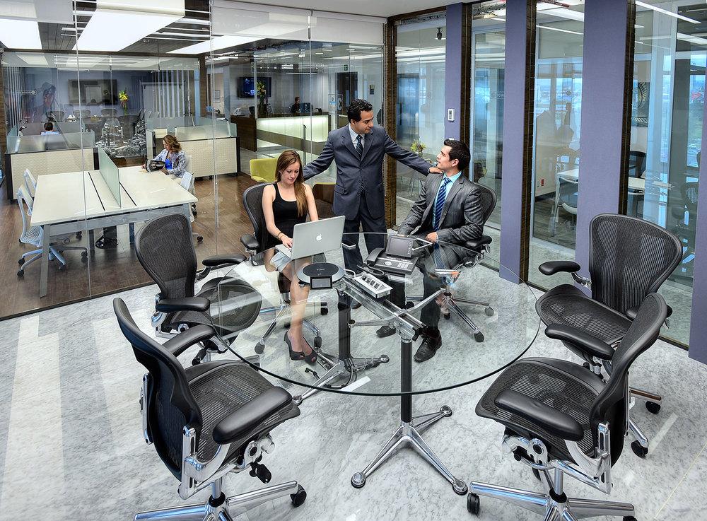 Ciudad de México Insurgente sur IOS OFFICES Citi center- Strategy Room - Salas de Junta