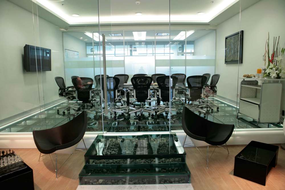 Ciudad de México Paseo de la Reforma 222 IOS OFFICES_Corporateroom_Salas de Junta