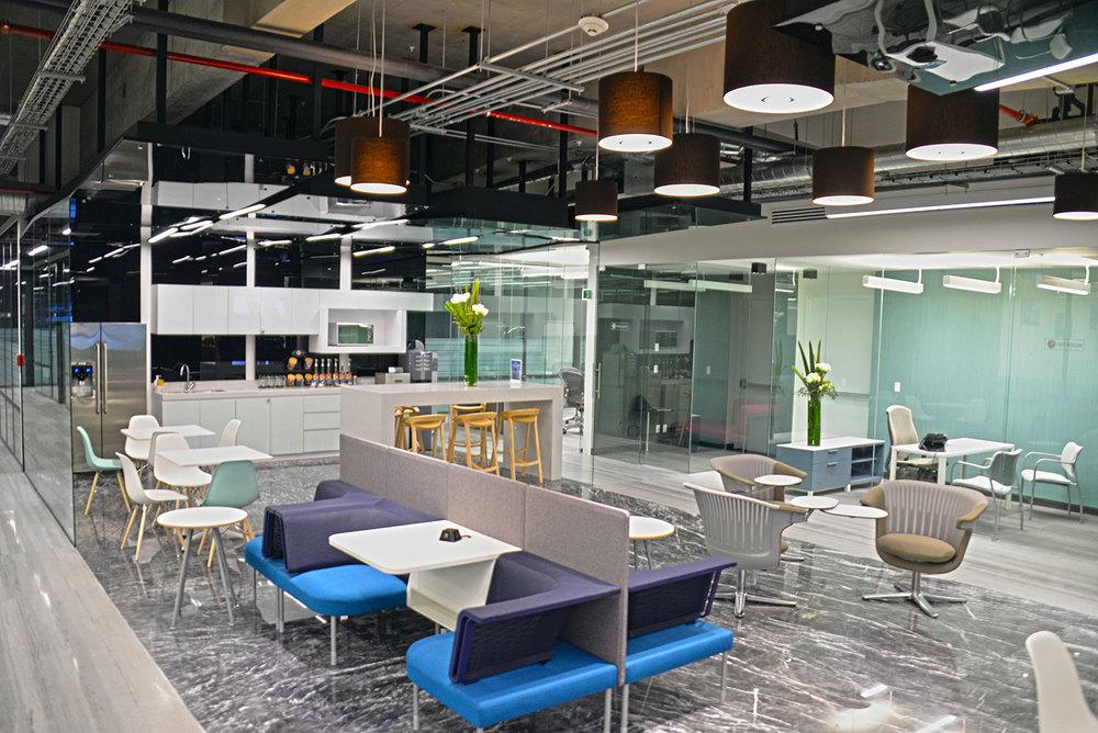 Estado de México Naucalpan IOS OFFICES Toreo_Businesslounge_Cowork