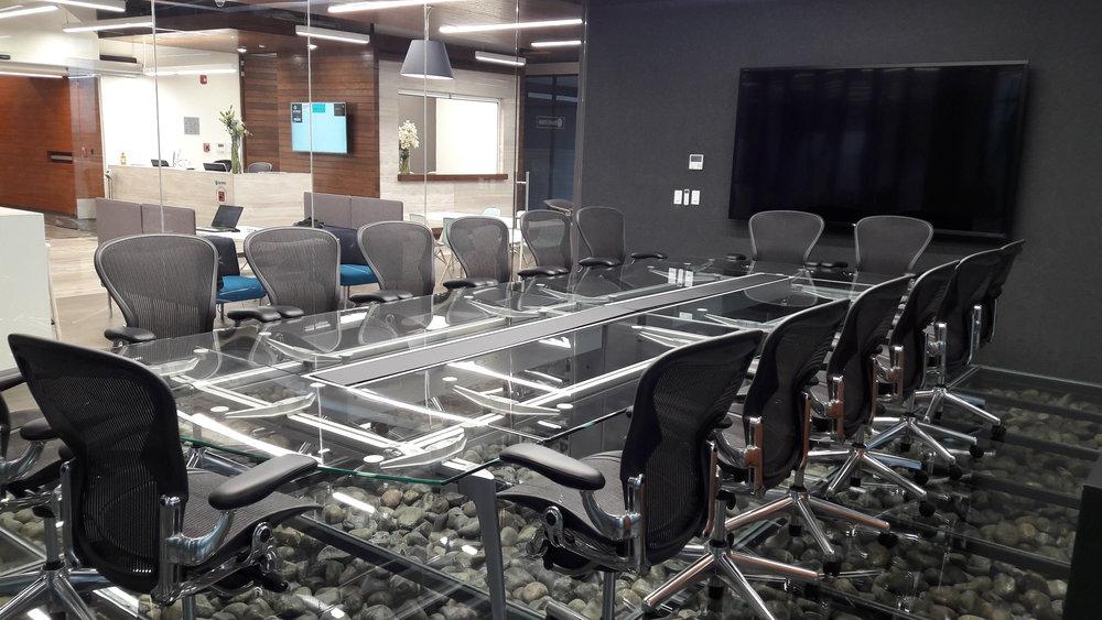 Jalisco Guadalajara Zapopan IOS OFFICES Torre Américas 1500 Americas_Boardroom_Salas de Junta