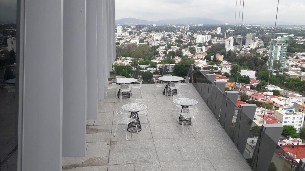 Jalisco Guadalajara Zapopan IOS OFFICES Torre Américas 1500 Americas_Terraza_terraza