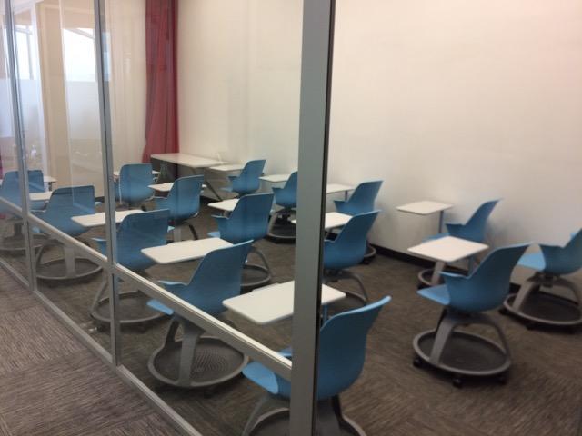 Ciudad de México Paseo de la Reforma 222 IOS OFFICES- Conference room_ Salas de conferencia