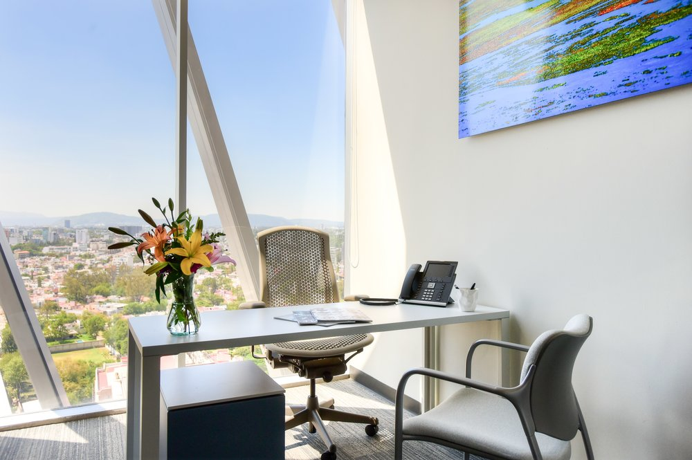 Oficinas privadas renta de oficinas totalmente equipadas for Telefono de oficinas