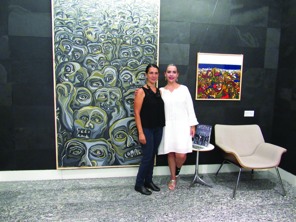 Selma Guisante y Xochilt Peralta.JPG