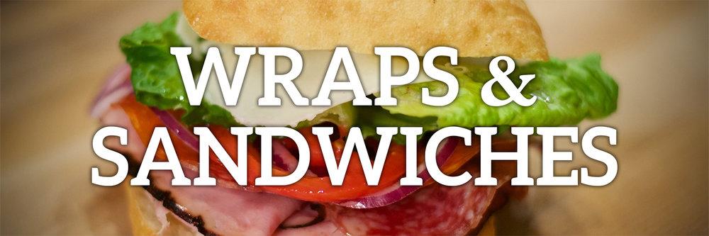 WrapsSandwichesShort