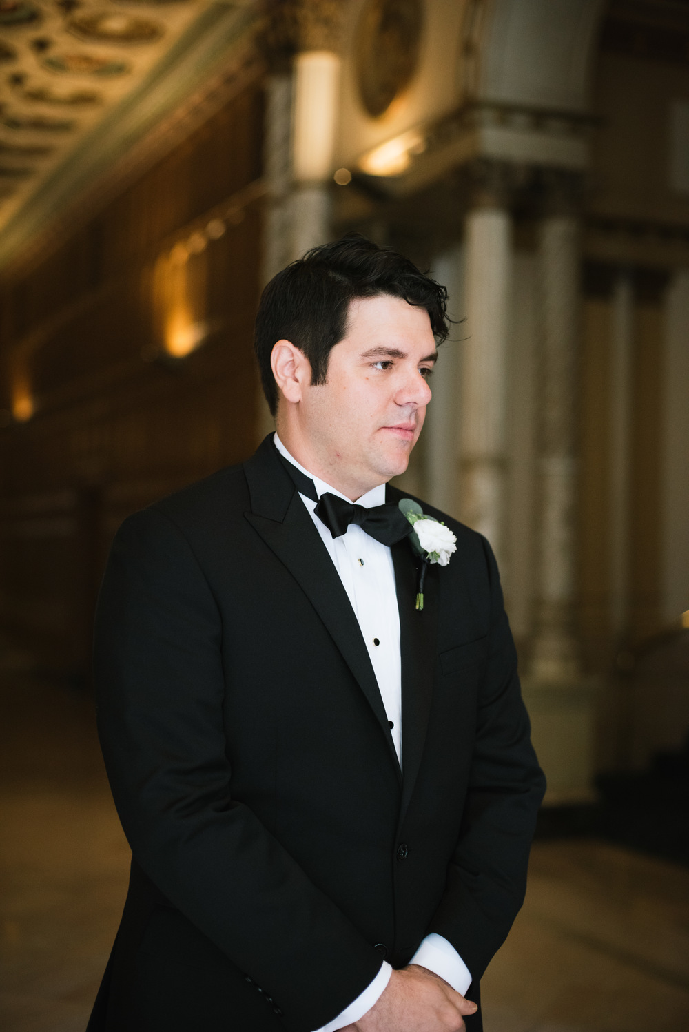 Biltmore Hotel Los Angeles Wedding © Abigail R Collins Photography