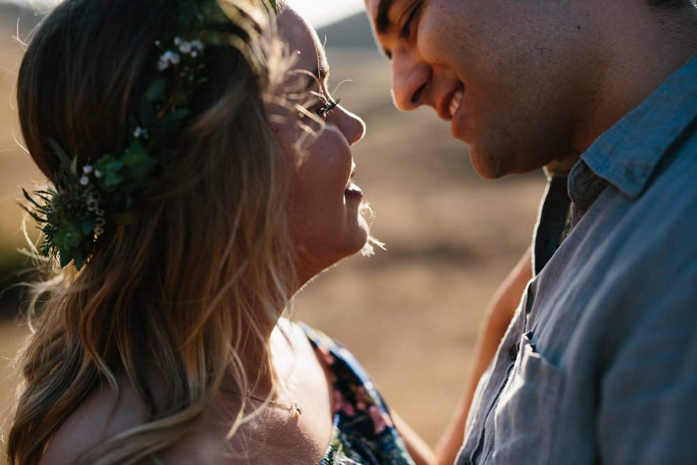 Upper Las Virgenes Canyon Love © Abigail R Collins Photography