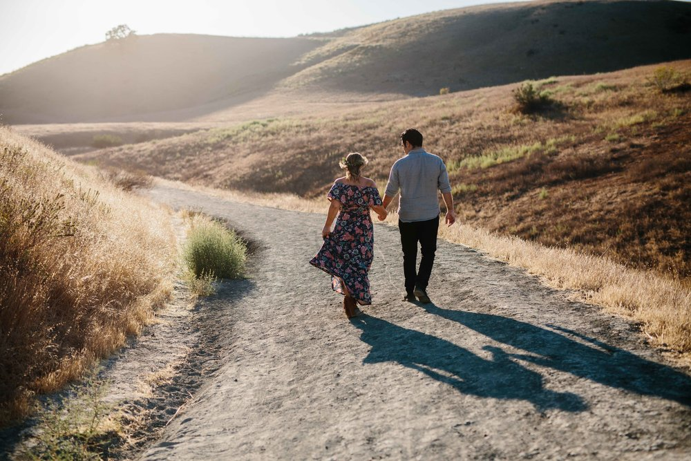 Upper Las Virgenes Canyon Love © Abigail R Collins Photography