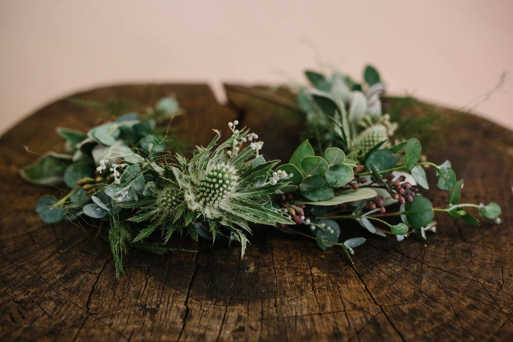 The Crown Collective Flowers © Abigail R Collins Photography