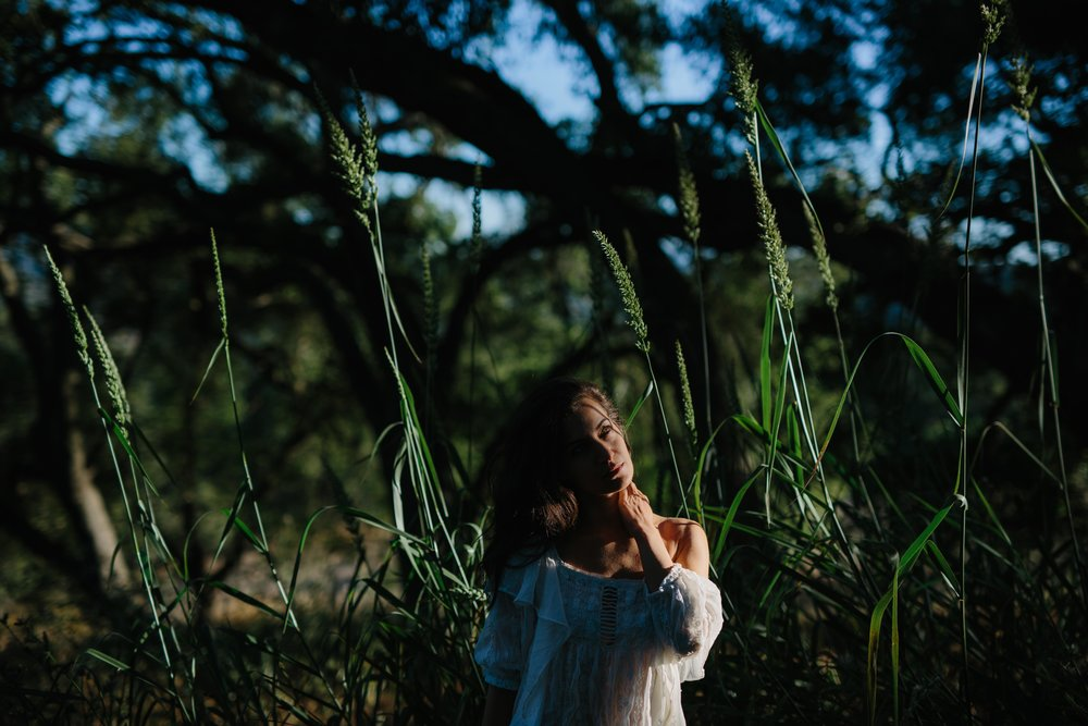 Topanga Canyon Los Angeles Boudoir © Abigail R Collins Photography