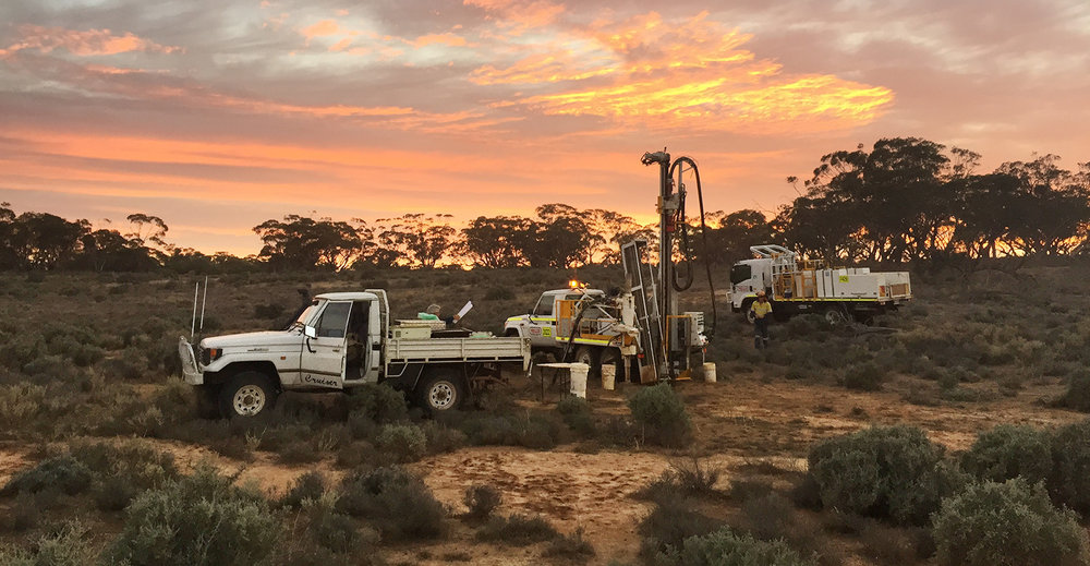 Murray Basin Drilling