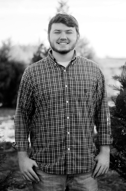 Tanner Professional Profile Picture BW.jpg